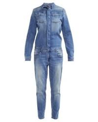 blauer Jumpsuit aus Jeans von LTB