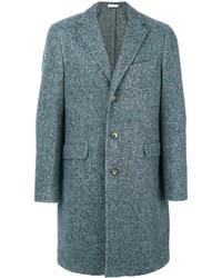 blauer Mantel von Boglioli