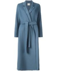 blauer Mantel von Forte Forte