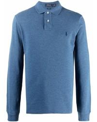 blauer Polo Pullover von Polo Ralph Lauren