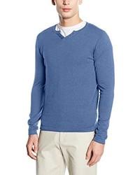 blauer Pullover von Jack & Jones