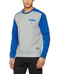 blauer Pullover von Puma