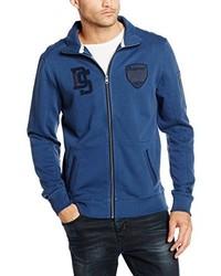 blauer Pullover von Tom Tailor