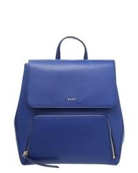 blauer Rucksack von DKNY