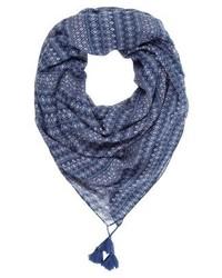 blauer Schal von Even&Odd