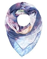 blauer Schal von Marc O'Polo