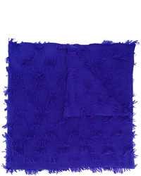 blauer Schal von Oyuna