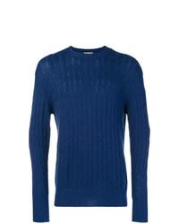blauer Strickpullover von N.Peal