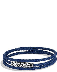 blaues Armband