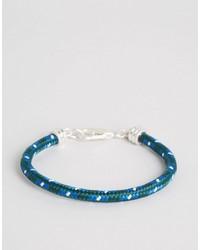blaues Armband von Jack Wills