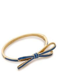 blaues Armband von Kate Spade