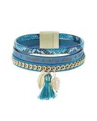 blaues Armband von Tamaris