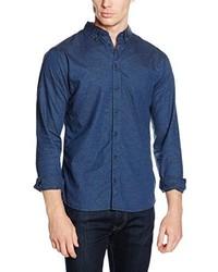 blaues Businesshemd von BLEND