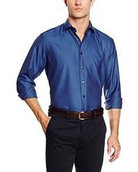 blaues Businesshemd von Eterna