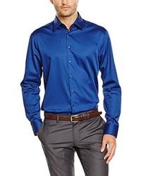 blaues Businesshemd von Jacques Britt