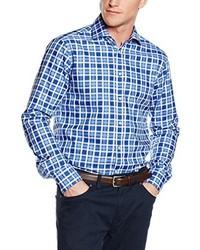 blaues Businesshemd von Venti