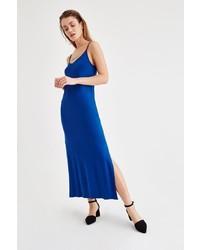 blaues Camisole-Kleid von OXXO