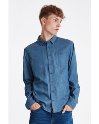 blaues Jeanshemd von BLEND