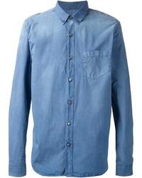blaues Jeanshemd von Closed
