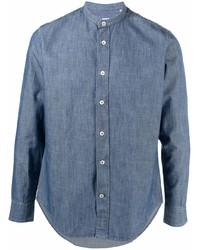 blaues Jeanshemd von Eleventy
