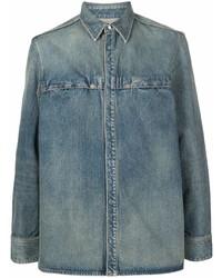 blaues Jeanshemd von Givenchy