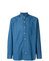 blaues Jeanshemd von Loewe
