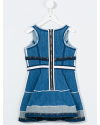 blaues Jeanskleid von DSQUARED2