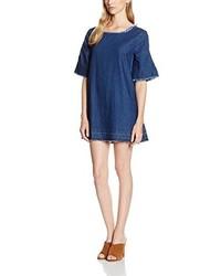 blaues Kleid von Boohoo