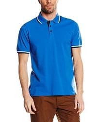 blaues Polohemd von Dickies