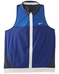 blaues Polohemd von Nike