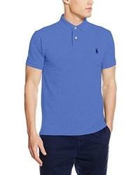 blaues Polohemd von Polo Ralph Lauren