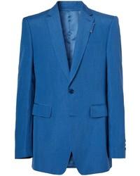 blaues Sakko von Burberry