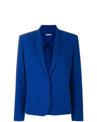 blaues Sakko von Hermès Vintage