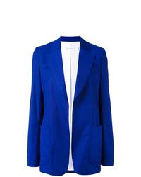 blaues Sakko von Victoria Beckham