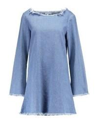 blaues schwingendes Kleid von Liquor N Poker