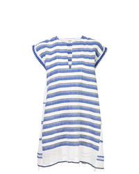 blaues Strandkleid von Lemlem