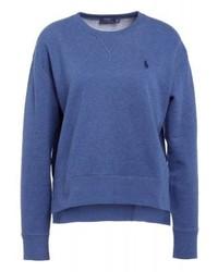 blaues Sweatshirt von Ralph Lauren