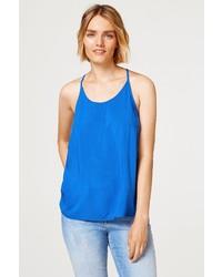 blaues Trägershirt von edc by Esprit