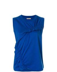 blaues Trägershirt von Marni