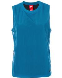blaues Trägershirt von Nike