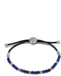 blaues Perlen Armband