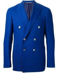 blaues Zweireiher-Sakko von Canali