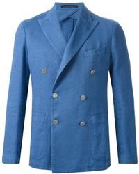 blaues Zweireiher-Sakko von Tagliatore