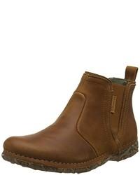 braune Chelsea Boots von El Naturalista