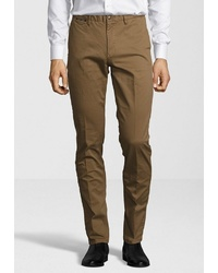 braune Chinohose von Scotch & Soda