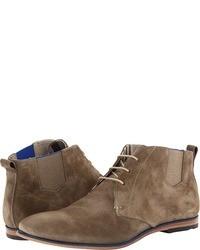 Braune chukka stiefel original 501534