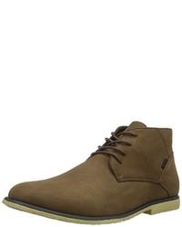 braune Derby Schuhe von BLEND
