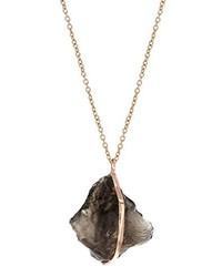 braune Halskette von Didi Jewellery