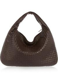 braune Handtasche von Bottega Veneta