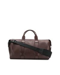 braune Leder Reisetasche von Troubadour